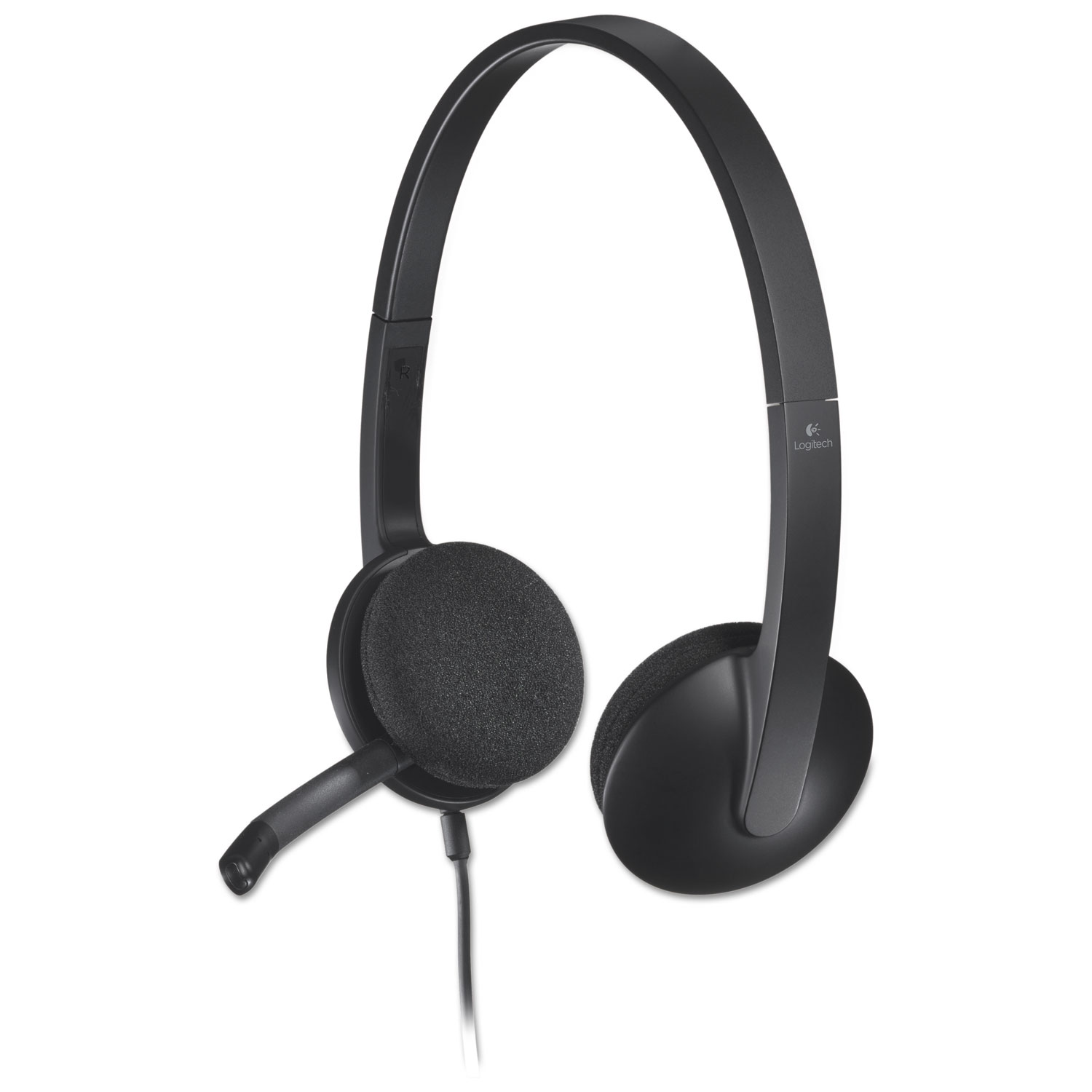 Image For Logitech USB Headset H340
