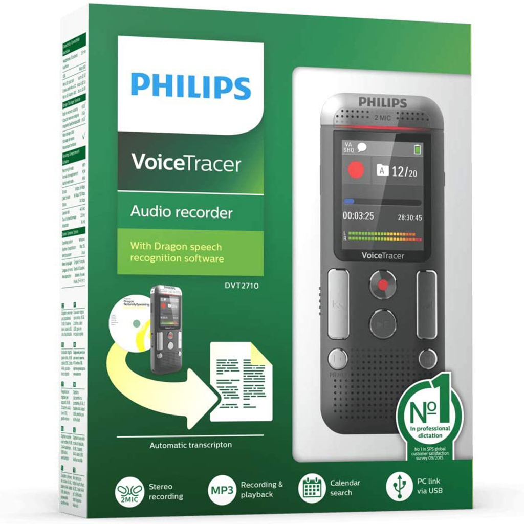 Image For Philips Digital Voice Tra